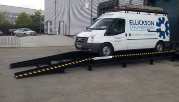 Bespoke Loading Ramps