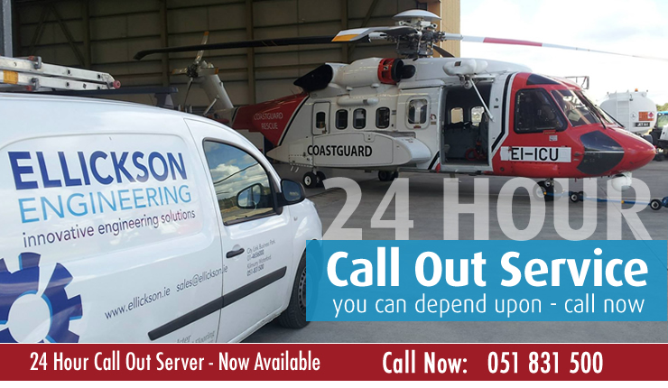 Ellickson Engineering - Call Out Service